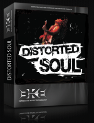 Distorted Soul Sound Pack box