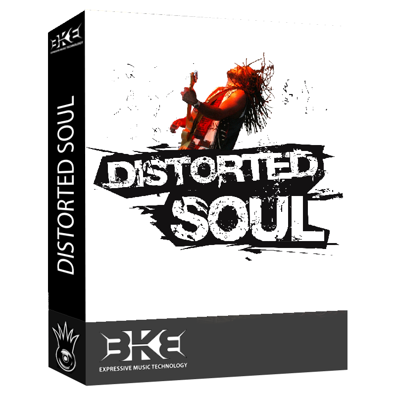 Distorted Soul Sound Pack for Producers, Beat Makers & DJs (digital)