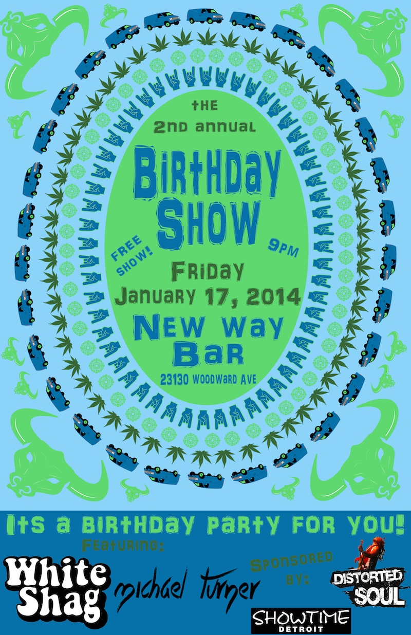 The Birthday Show: 1/17/2014