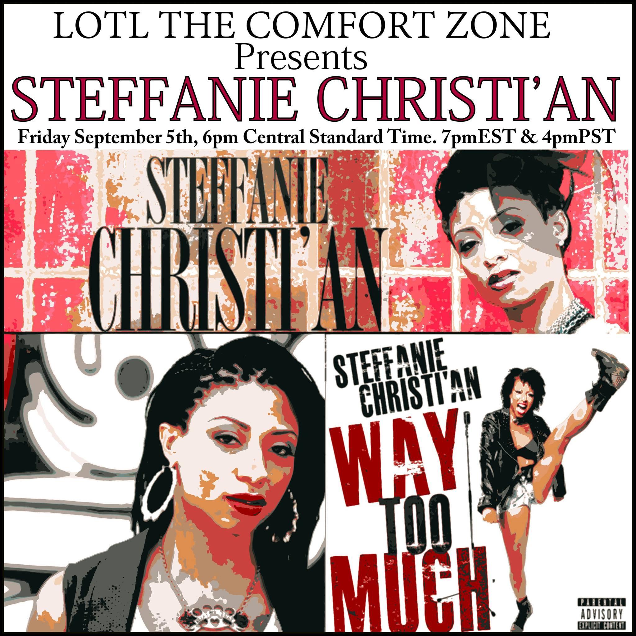 Steffanie Christi'an