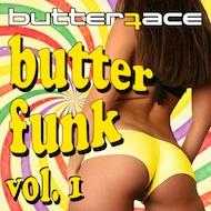 DJ Butterface - Butterfunk Vol. 1 (digital EP)